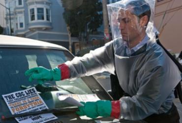 Elenco de Contágio foi avisado que pandemia iria ocorrer, diz Jude Law | Divulgação