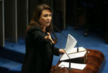 Covid-19: Kátia Abreu faz exames em São Paulo, após testar positivo   Valter Campanato   Agência Brasil