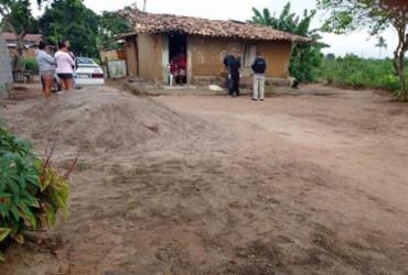 Lavrador é morto a tiros dentro de casa em Feira de Santana