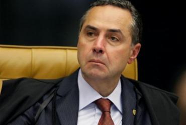 Barroso determina a instalação da CPI da Covid-19 no Senado | Foto: Fellipe Sampaio | SCO | STF