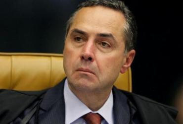 Governo articula pedido de impeachment de Barroso após ministro determinar instalação de CPI | Foto: Fellipe Sampaio | SCO | STF