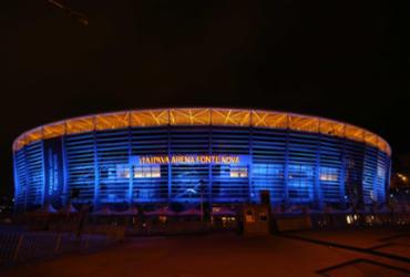 Fonte Nova vai ganhar iluminação em homenagem a Maradona | Divulgação