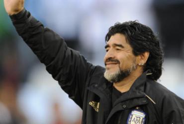 Turbulências afetivas de Maradona antecipam problemas com herança | Javier Soriano | AFP