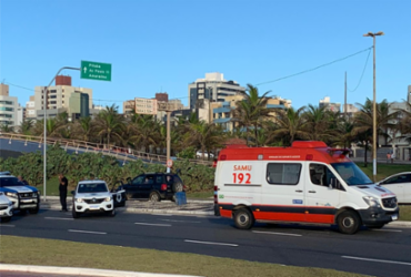 Acidente de moto deixa uma pessoa morta e uma ferida em Ondina | Cidadão Repórter | via WhatsApp