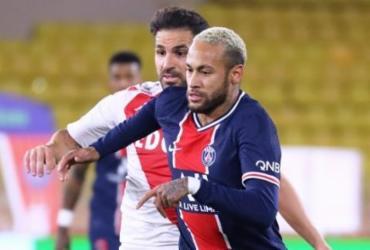 PSG perde de virada para o Monaco, no retorno de Neymar  