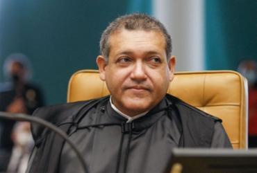 Ministro Nunes Marques vota contra tornar injúria racial crime imprescritível e inafiançável | Felipe Sampaio | SCO | STF
