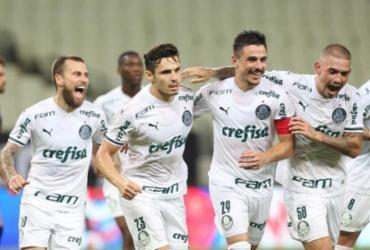 Em meio a surto da covid-19, Palmeiras avança na Copa do Brasil  