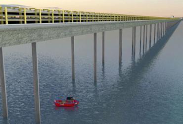 Ponte Salvador-Itaparica, Fiol e o Porto Sul, o redesenho da Bahia | Divulgação | Gov-BA