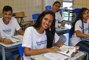 Programa Universidade para Todos tem edital 2020 lançado na Bahia | Divulgação | Secretaria da Educação
