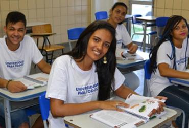 Matrículas para o Universidade para Todos seguem até o dia 7 | Divulgação | Secretaria da Educação