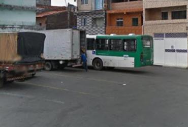 Rodoviários suspendem circulação no fim de linha da Capelinha de São Caetano   Reprodução   Google Maps