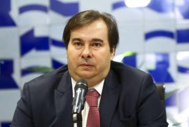 Possibilidade de Rodrigo Maia se candidatar à reeleição divide bancada baiana | Divulgação