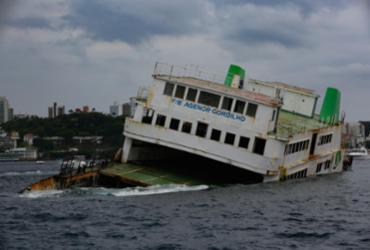 Rui comenta sobre afundamento do ferryboat Agenor Gordilho: 'Evento histórico'   Rafael Martins   Ag: A TARDE