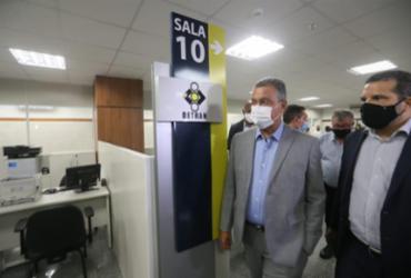 Rui afirma que festas de ano novo estarão proibidas em todo o estado | Mateus Pereira/GOVBA