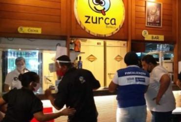 Sedur interdita quatro bares e dispensa aglomerações   Divulgação / Sedur