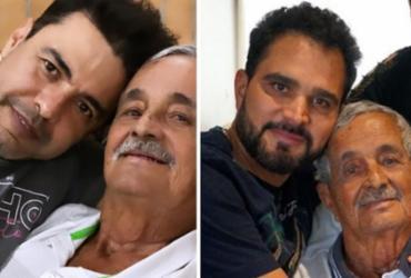 Sertanejo Zezé Di Camargo, famosos e autoridades participam do velório de Seu Francisco | Reprodução | Instagram