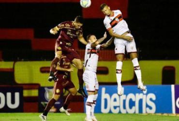 Em Recife, Atlético-GO vence Sport e sobe na tabela |