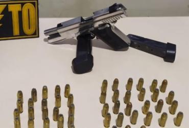 Homem apontado como líder do tráfico e autor de homicídios é preso no Recôncavo