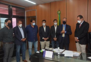Tiago Correia e Carlos Geilson tomam posse na Assembleia Legislativa | Divulgação