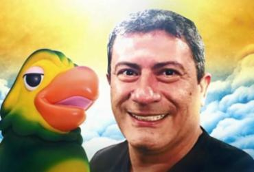 Ex-mulher de Tom Veiga cria perfil no Instagram com fotos inéditas do ator | Divulgação | Globo
