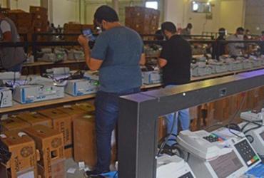 TRE-BA registra seis trocas de urna no segundo turno |