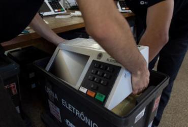 TSE diz que 194 urnas foram substituídas | Arquivo | Agência Brasil