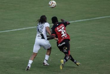 Vitória empata sem gols com a Ponte Preta e segue ameaçado pelo Z-4   Uendel Galter   Ag. A TARDE
