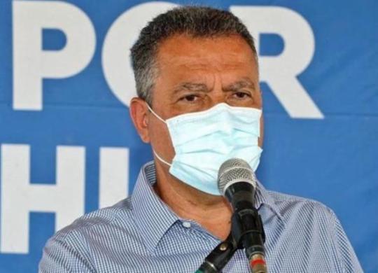 Vacinação contra Covid-19 pode ocorrer no início de 2021, afirma Rui | Mateus Pereira | GovBA