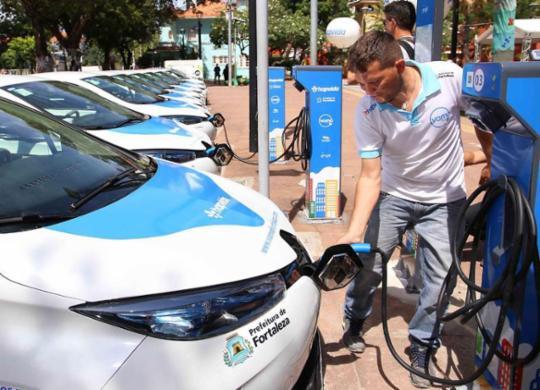 Salvador entra na rota dos veículos elétricos compartilhados | Divulgação