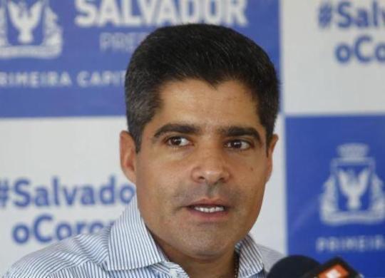 Neto avalia oferta de leitos e defende que STF assegure vacinação no país | Foto: Valter Pontes / Secom