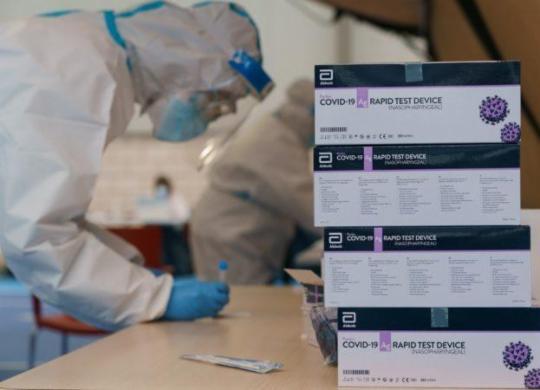 Ministério da Saúde diz que vacina contra Covid-19 não deve ser oferecida para toda a população | afp