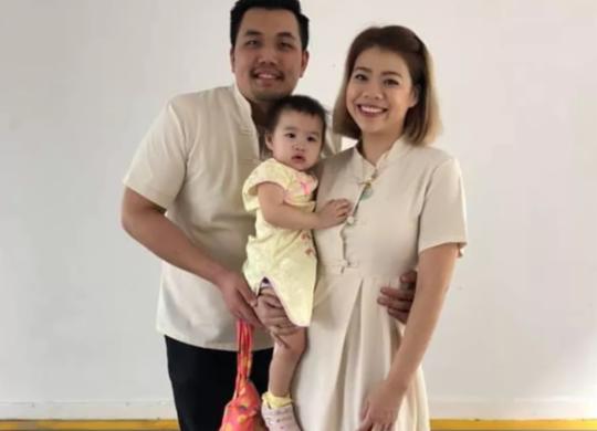 Cientistas estudam caso de bebê que nasceu com anticorpos da Covid-19 | Reprodução | Facebook | Ryanlizana Celine Ng-Chan