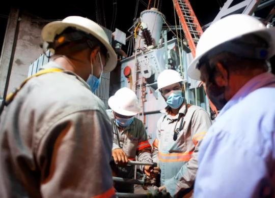 Fornecimento de energia é normalizado no Amapá, diz governo e distribuidora | Emiliano Capozoli | LMTE | Divulgação
