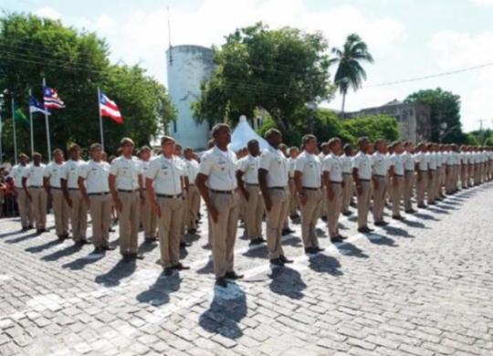 Resultado de concursos para Polícia Militar e Corpo de Bombeiros é divulgado   Divulgação