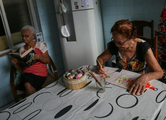 Expectativa de vida dos baianos passa de 73,9 para 74,2 anos   Raphael Müller   Ag. A TARDE
