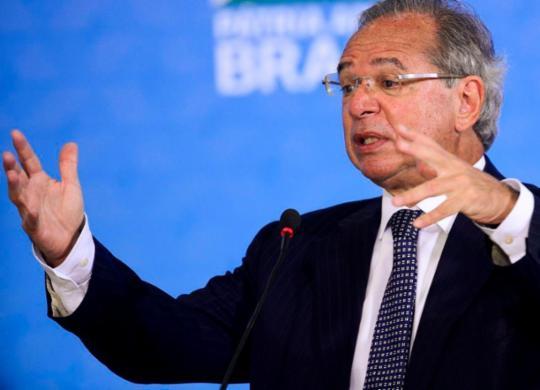"""Guedes anuncia que vai para o """"ataque"""" com privatizações e reformas   Marcelo Camargo   Agência Brasil"""