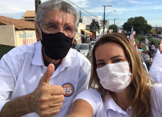 Herzem Gusmão vence o segudo turno em Vitória da Conquista | Reprodução | Facebook