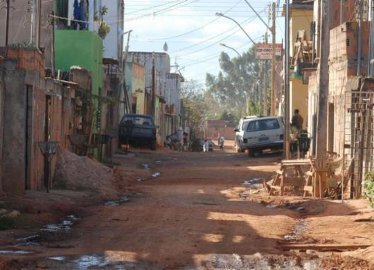 Um quarto da população estava abaixo da linha de pobreza em 2018, aponta IBGE   Arquivo   Agência Brasil
