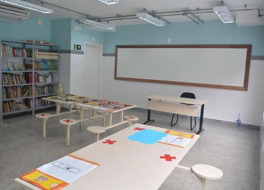 Estado e município avaliam retorno às aulas | André Carvalho | Smed | PMS | 26.10.2020
