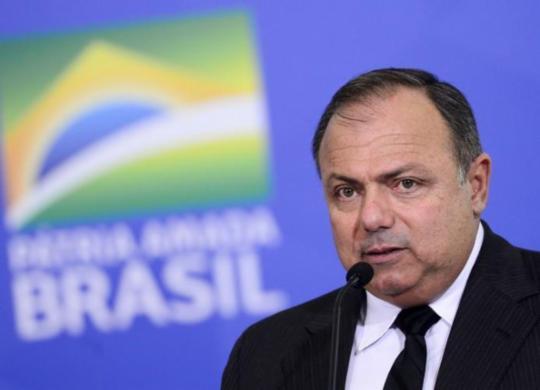 Lewandowski concede a Pazuello o direito de ficar calado, mas não sobre terceiros | Foto: Marcello Casal Jr | Agência Brasil