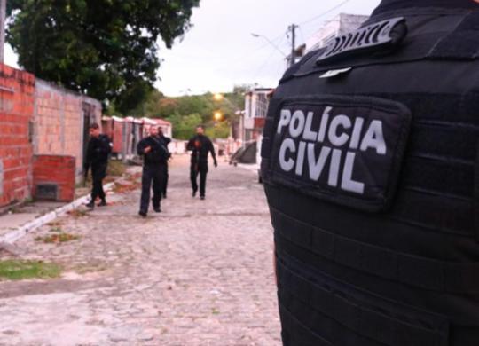 Operação contra facções rivais cumpre oito mandados de prisão | Divulgação | SSP