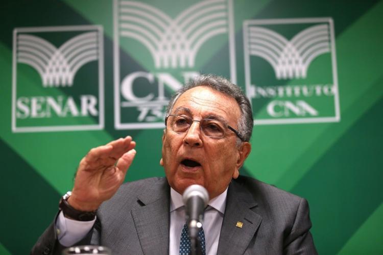 O ilegal, conforme apontou João Martins - presidente da CNA - confederação nacional da agropecuária, não passa de 5% dos produtores - Foto: Reprodução|
