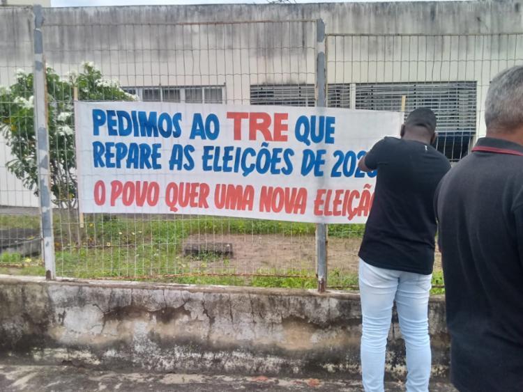 Em Alagoinhas, aliados do perdedor querem outra eleição | Foto: Divulgação - Foto: Divulgação