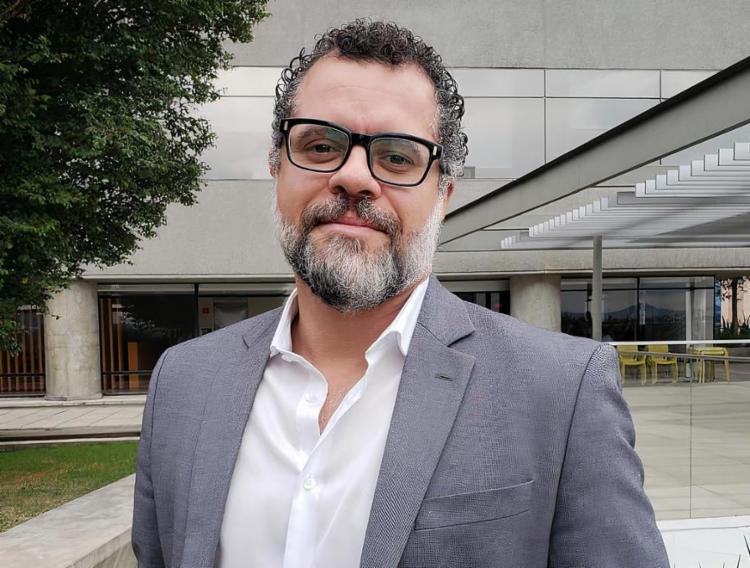Alexandre Tostes, presidente do Sinicon, e diretor de Relações Institucionais da Odebrecht Engenharia | Foto: Divulgação - Foto: Divulgação