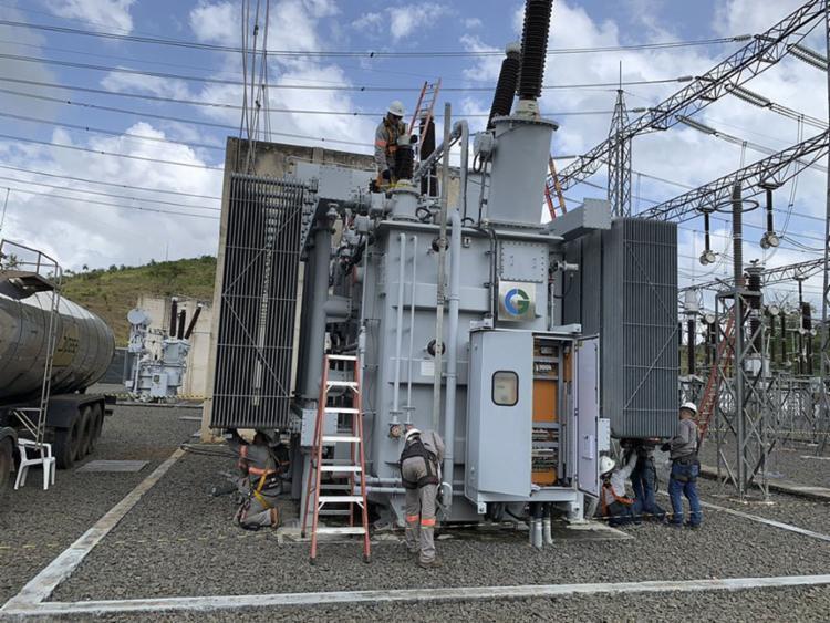 Empresa diz que falta de energia não teve origem em subestação   Foto: Divulgação   Ministério de Minas e energia   8.11.2020 - Foto: Divulgação   Ministério de Minas e energia   8.11.2020