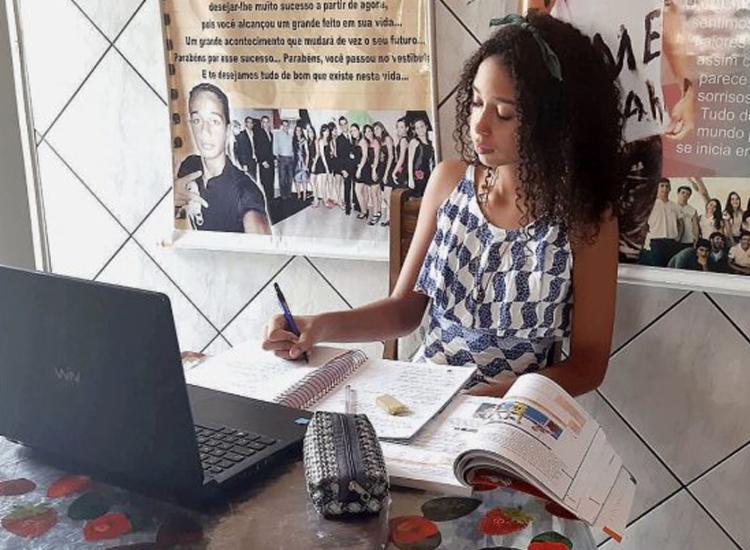 Ação busca auxiliar os estudantes na preparação para o Exame Nacional do Ensino Médio (Enem) - Foto: Divulgação | GOVBA