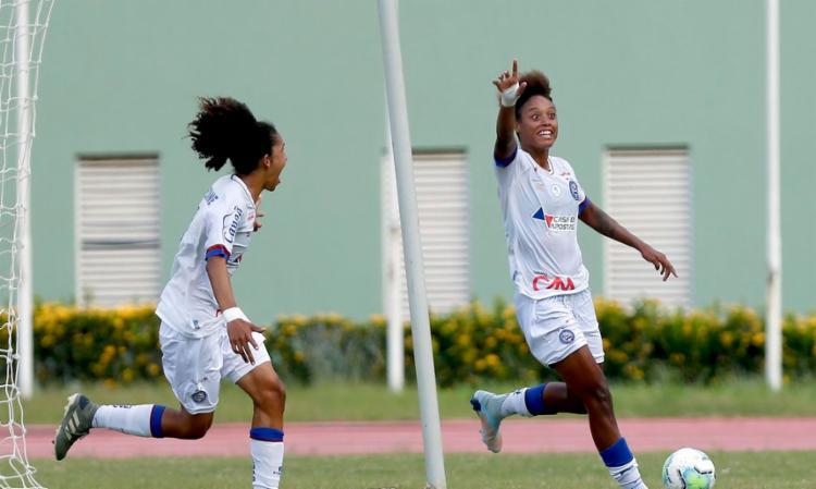 Tricolor de Aço venceu o Athlético-PR e pega o Fortaleza na próxima fase - Foto: Felipe Oliveira/EC Bahia