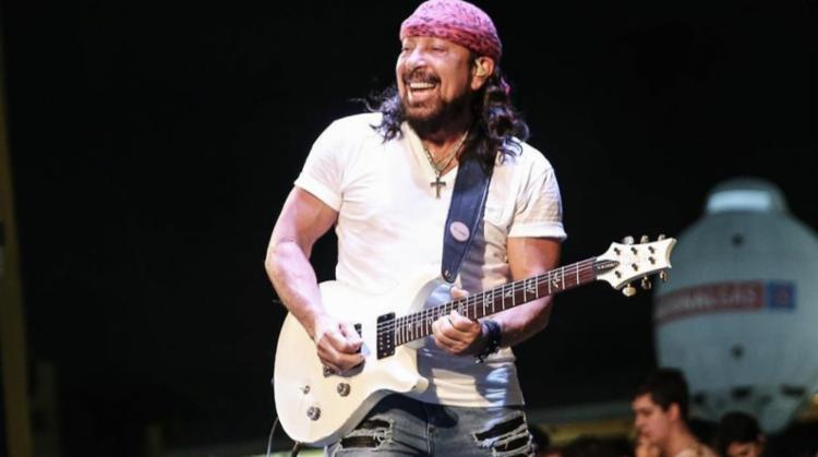 O cantor havia sido diagnosticado com o vírus no último dia 17 | Foto: Divulgação - Foto: Divulgação