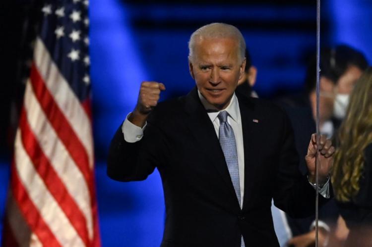 Biden recebeu o apoio de diversos líderes mundiais após o resultado das eleições | Foto: Jim Watson | AFP - Foto: Jim Watson | AFP