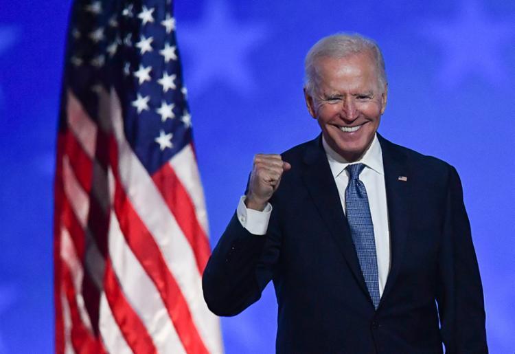 Joe Biden derrotou Donald Trump, que conquistou 214 colégios eleitorais   Foto: Angela Weiss   AFP - Foto: Angela Weiss   AFP